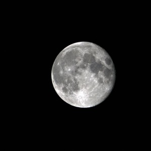 Antiparos full moon