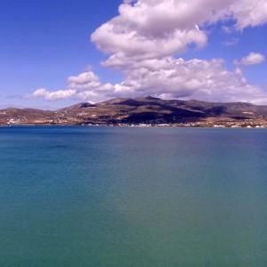 View to Paros